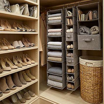 custom cabinet storage and hanging bags FRZJDKX