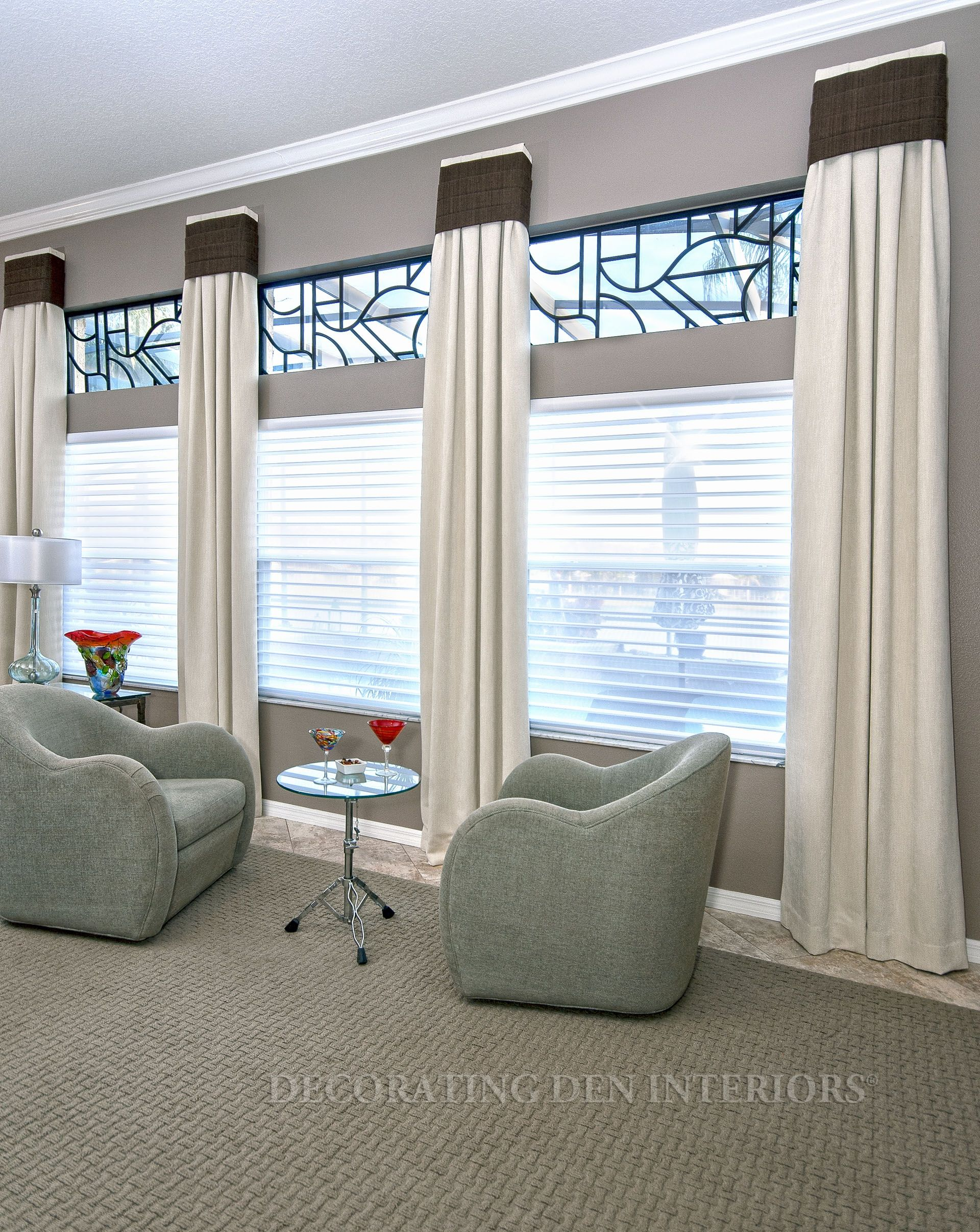 individual window treatments    Designer curtains, blinds and blinds YJAFXRP