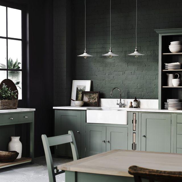 20 dark kitchen ideas for every kitchen