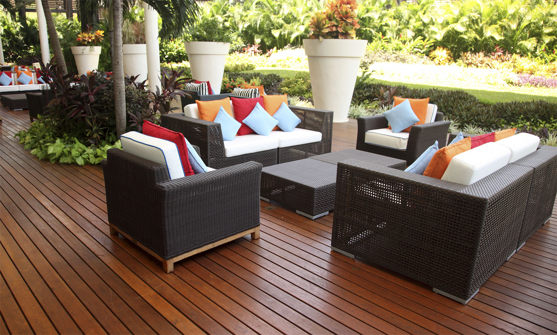 Terrace furniture How to clean terrace furniture with household ingredients ECYIKFZ