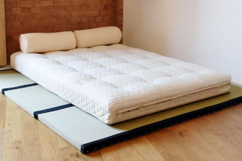 Deep sleep futon mattress ... YNGORBM