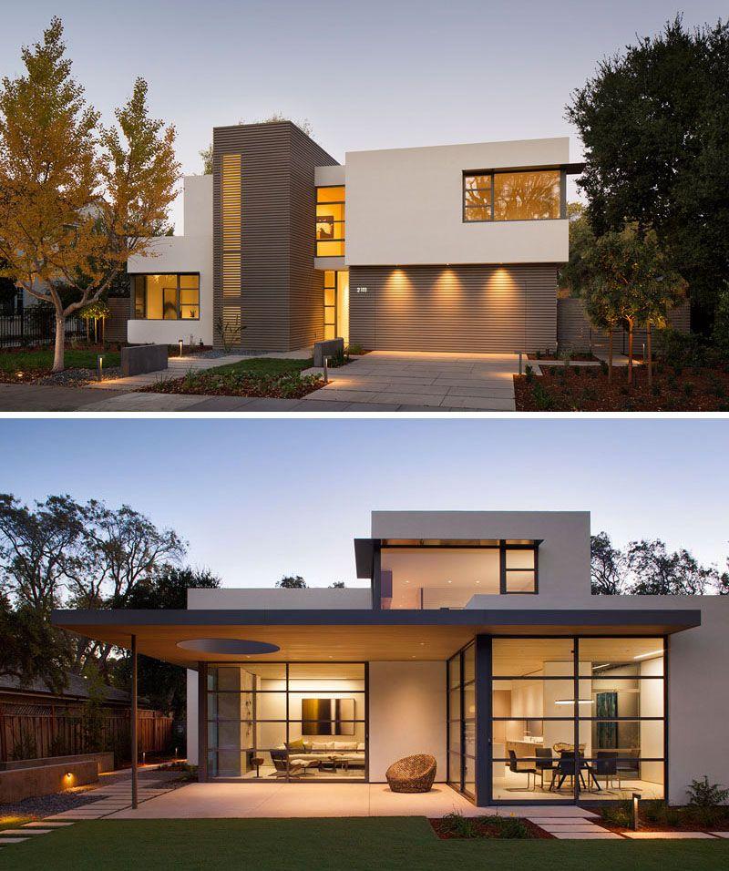 Design House This lantern-inspired house design brightens up a DQZNKWC California neighborhood