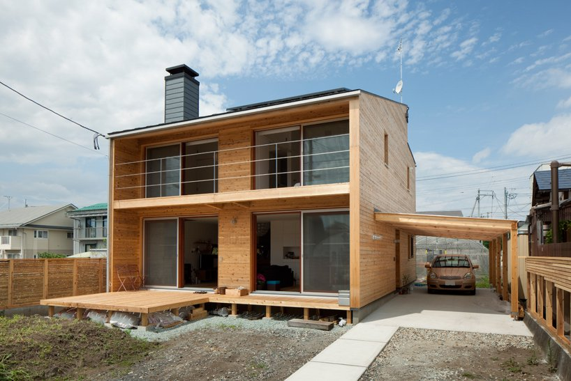 Design house Tohoku University of Art & Design: House m QPEYRTO