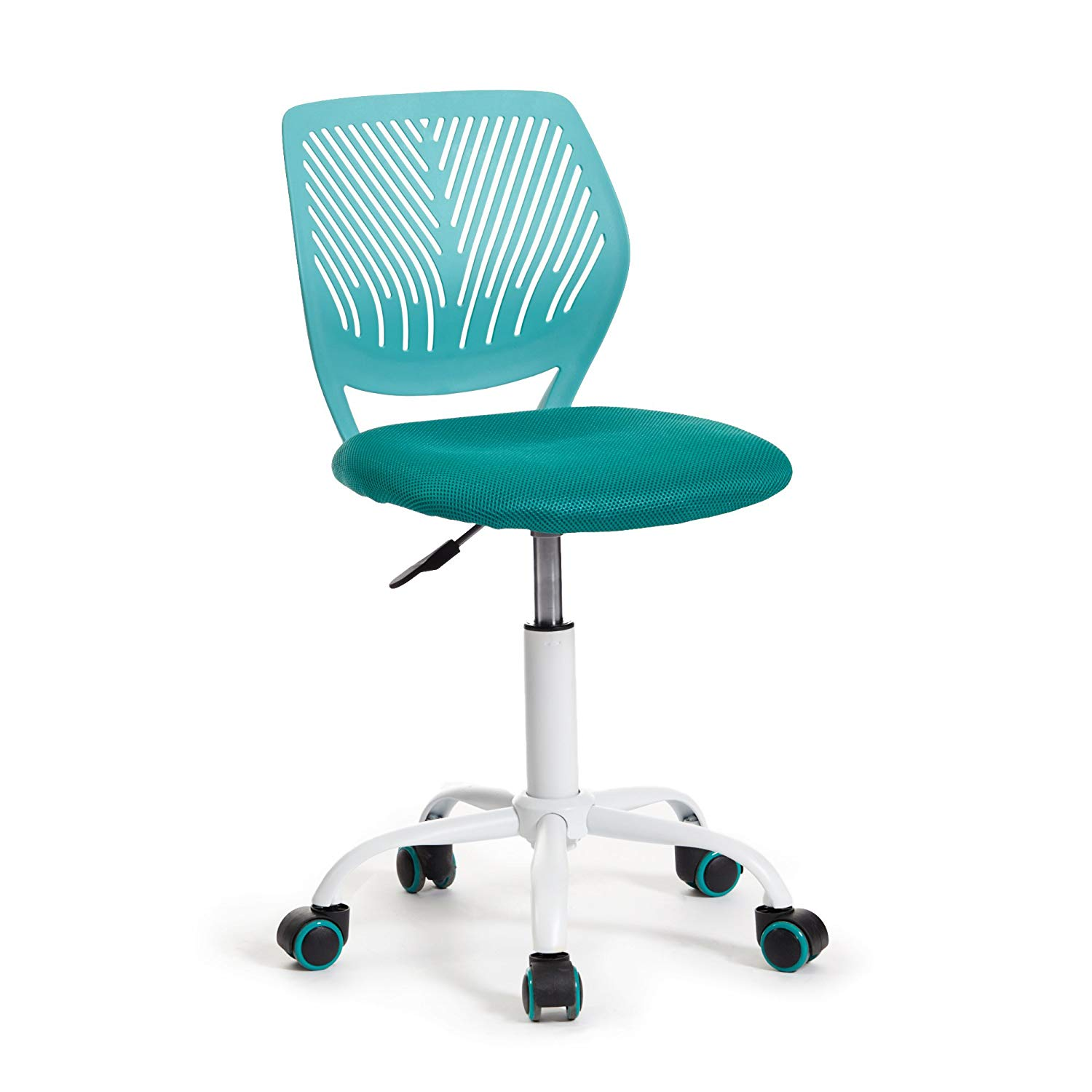 Desk chairs amazon.com: green forest office work desk chair adjustable middle back home YBXSJBO