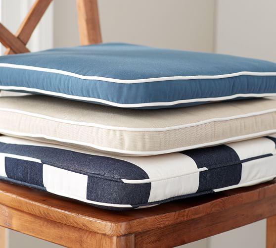 Dining room chair cushion pb classic sunbrella® dining room chair cushion ODZOTVD