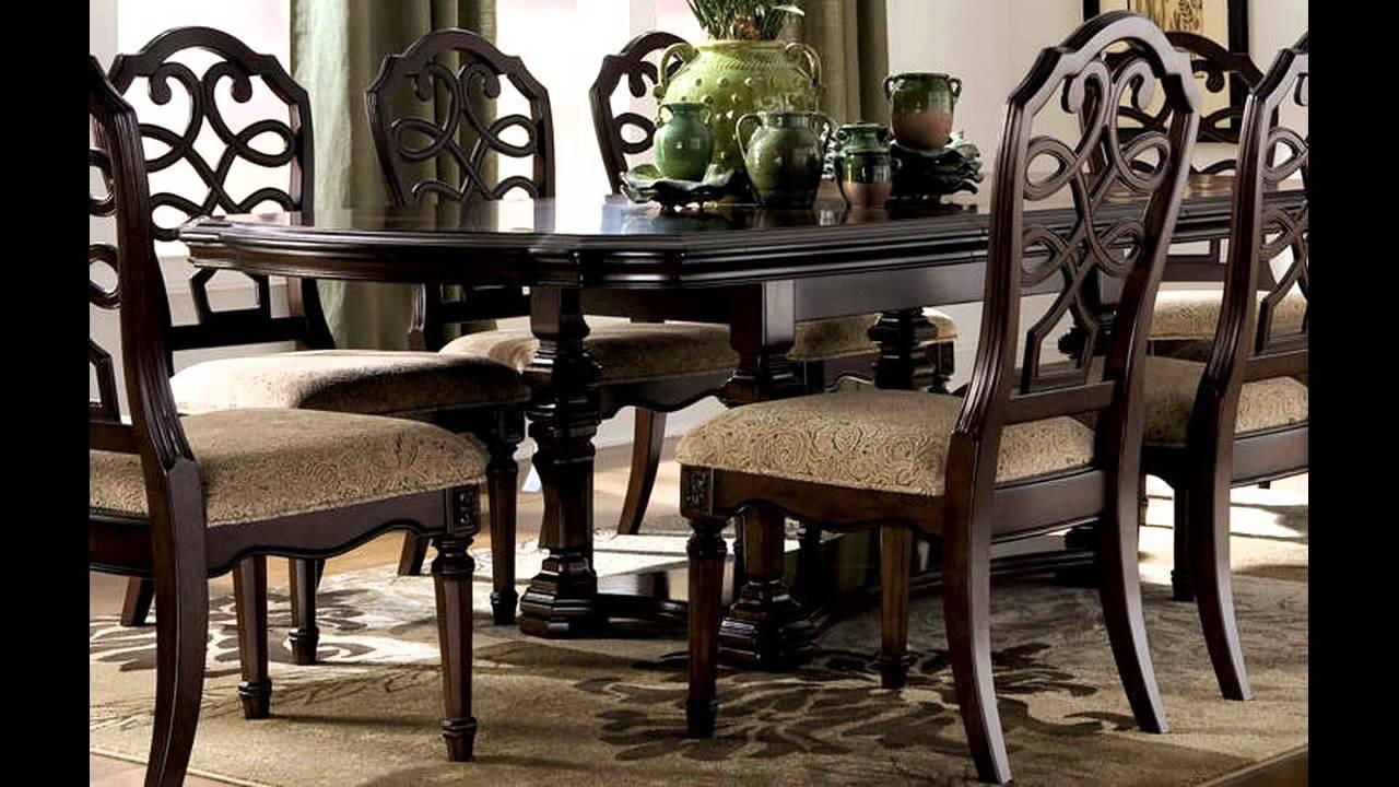 Dining room sets Dining room sets Ashley Furniture - youtube HTJUFYW