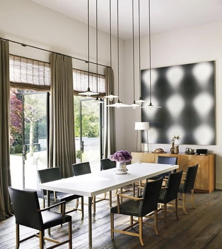 Dining room lighting modern pendant lights, cool modern dining room light modern living room MWPJVZC