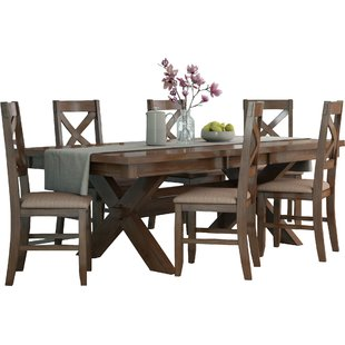 Dining room table sets isabell 7-piece dining room set CFSCASY