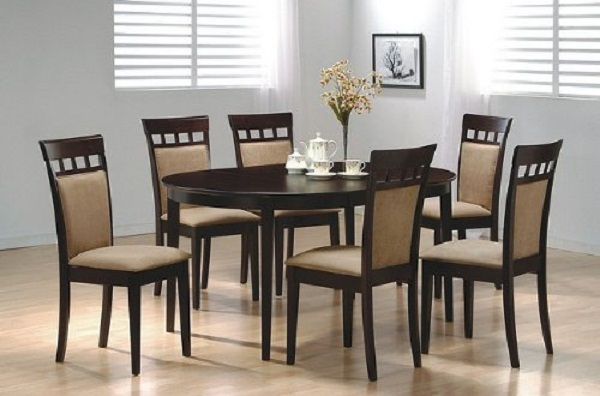 Dining tables and chairs Dining table and chair set Luxus with illustration of the GMZLOXW dining table plans