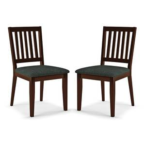Dining room chairs Dining room chairs - set of 2 (with upholstery) - urban ladder FCOUPRI