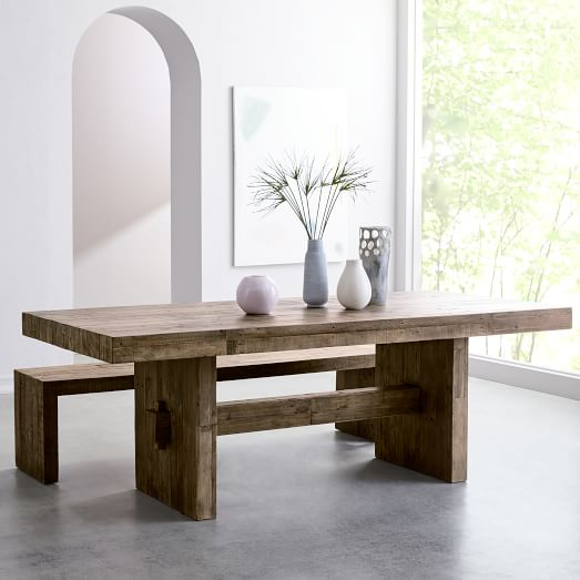 Dining table emmerson® reclaimed wood dining table BUNIFZV