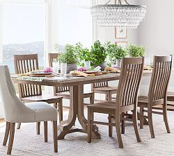 Dining table Linden dining table, gray ... DCTDEAW