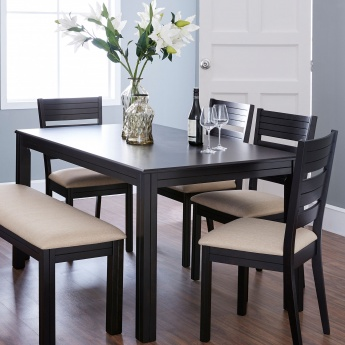 Dining table montoya Dining table without chairs - 6 seater AHWRWEY