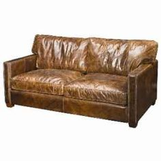 unsettling new leather seductive leather sofa in used look SNKJFIT