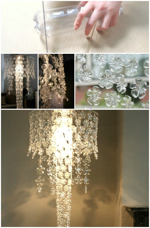 DIY chandeliers 16 ingenious DIY lamps and chandeliers to beautify your home FSOPTSZ