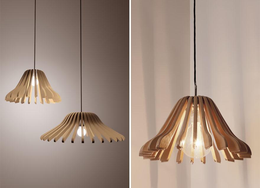 diy chandelier creative-diy-lamp-chandelier-17 OFUCXFH