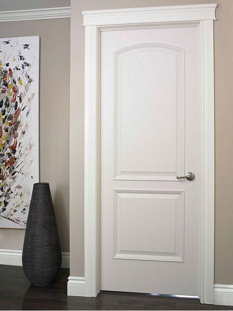 Doors - interior doors - shaped - smooth surface - continental like ALTYMLN