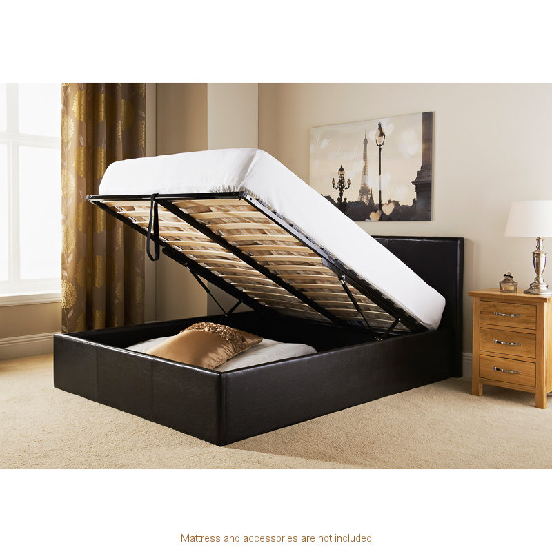 Double bed 323525-milano-bed-open PWNESSK