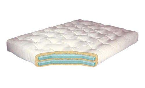 Double foam futon mattress 10 inches VIODJFT
