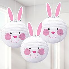 Easter decoration bunny lantern decoration - 24cm ZYJCXEK