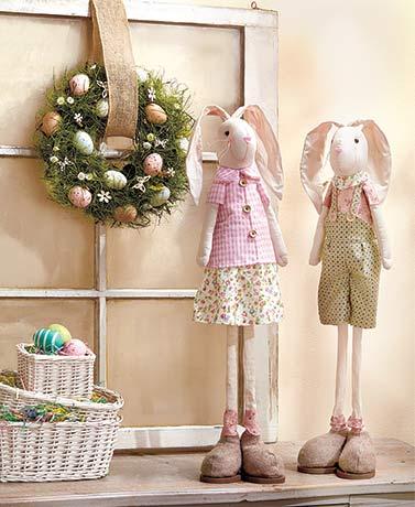 Easter decoration decorative Easter accents HWOXJJM