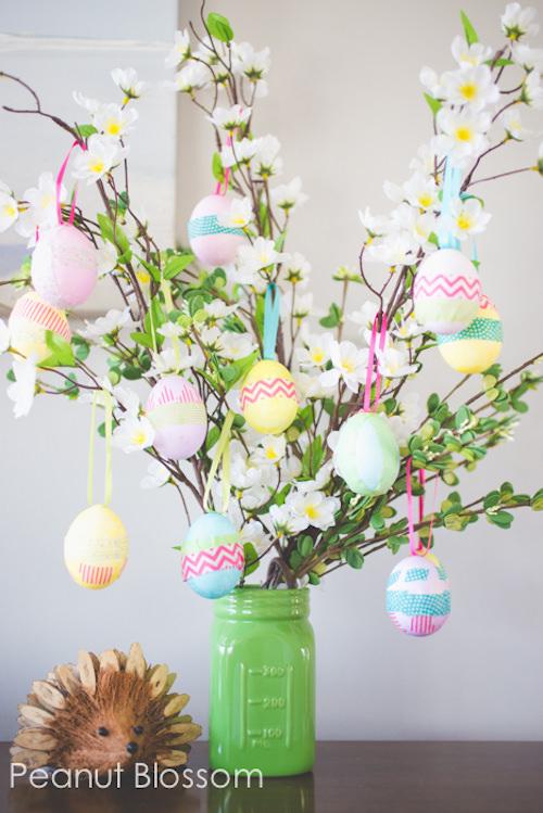 Easter decoration DIY Easter decoration WBTFWDO