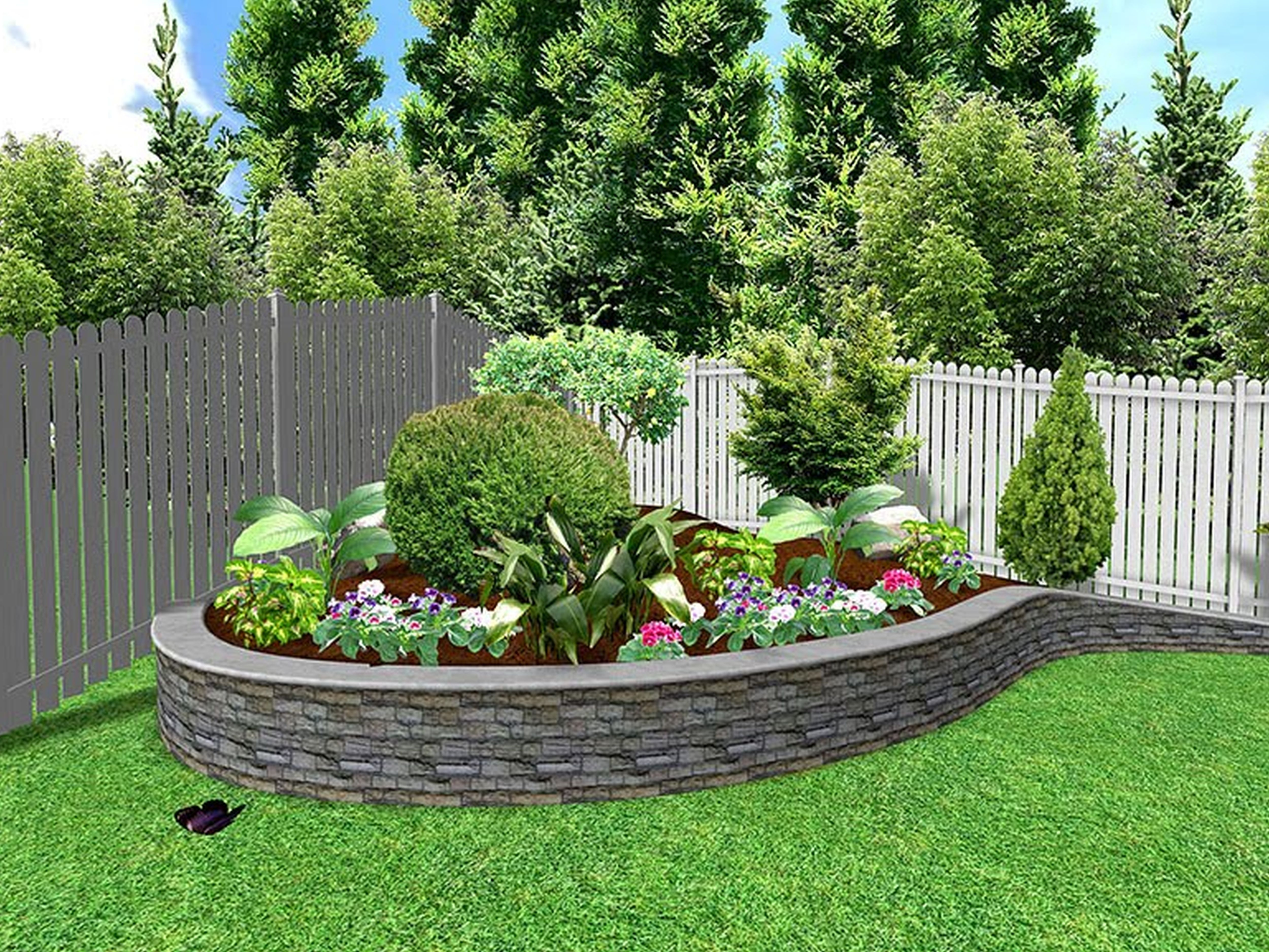 simple landscape ideas best and simple landscape ideas for your in easy NRBGWMJ