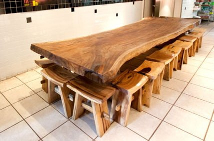 elegant dining table sets made of solid wood tablemancini400 bedroom dining room tables XBILBMH