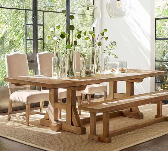 extendable dining table scroll to next item RIZXKFU