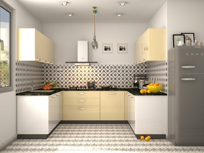 fabio u-shaped modular kitchen designs ZOBEFMB