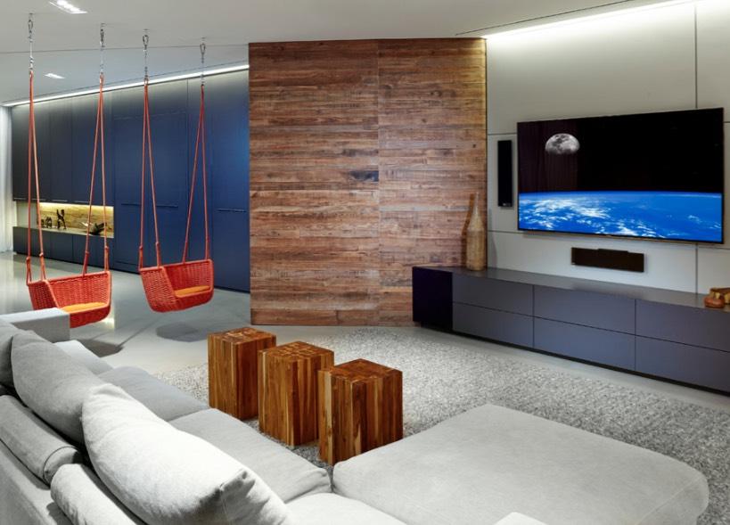 Family room modern furnishing ideas for family rooms - freshome.com PXFGUMS