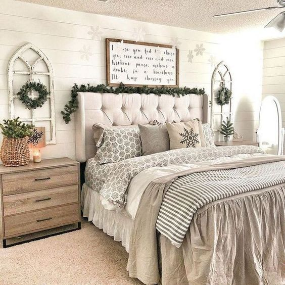 Country house bedroom ideas that will bring you the south in 2020