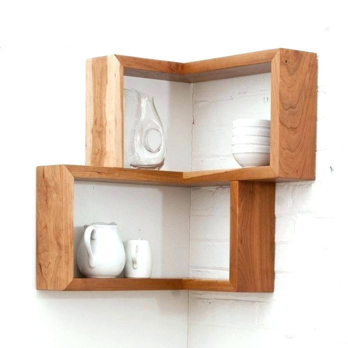 fascinating wall-mounted corner shelf 0 shelves mount wood with drawer UULPLDD