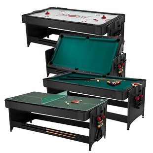 Fat Cat Pockey ™ 3 in 1 gaming table XNONBHF