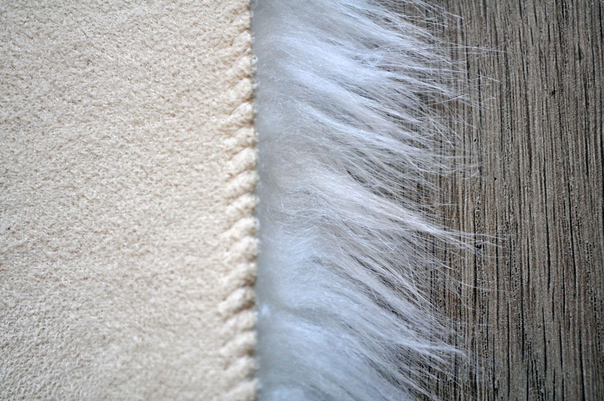 BCNEHLT sheepskin imitation rug