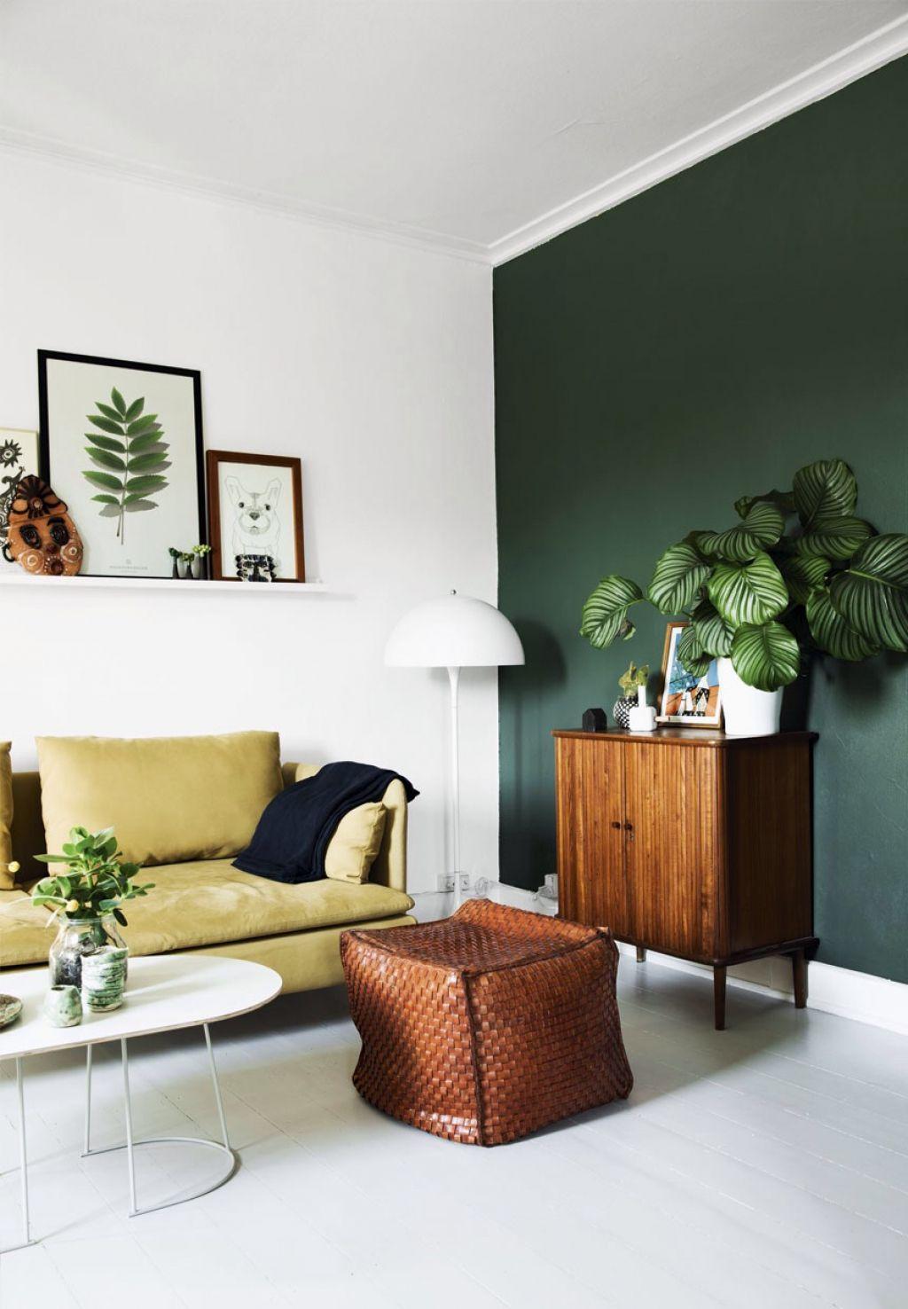 Feng Shui living room: floor plan BIWLOFE