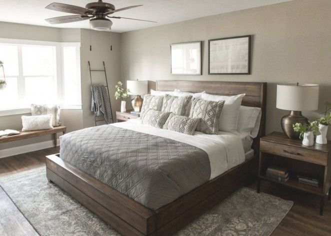 Fixer Upper Bedroom Ideas