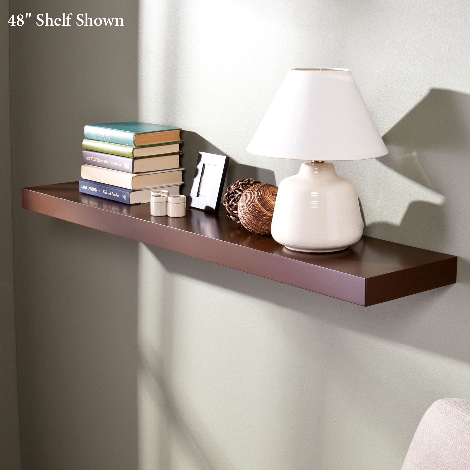floating wall shelves manhattan brown floating shelves.  touch SQEVJOA to zoom