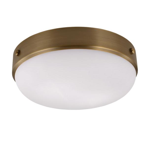 Recessed light small jenelle recessed light, brass dark antique ... YBLXNZO