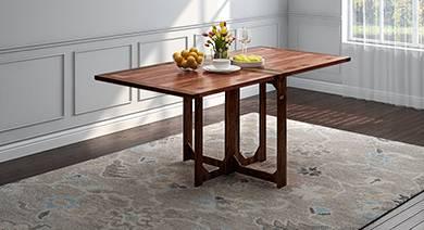 folding dining table Danton WVTKTXO