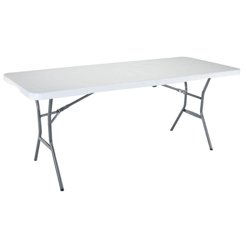 Folding table white granite folding table RYJSHLD