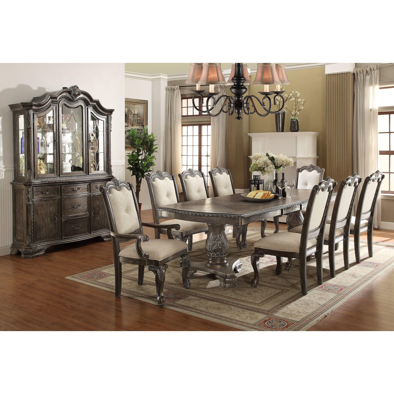 formal dining room sets belfort essentials kiera formal dining room group HDZYCLI