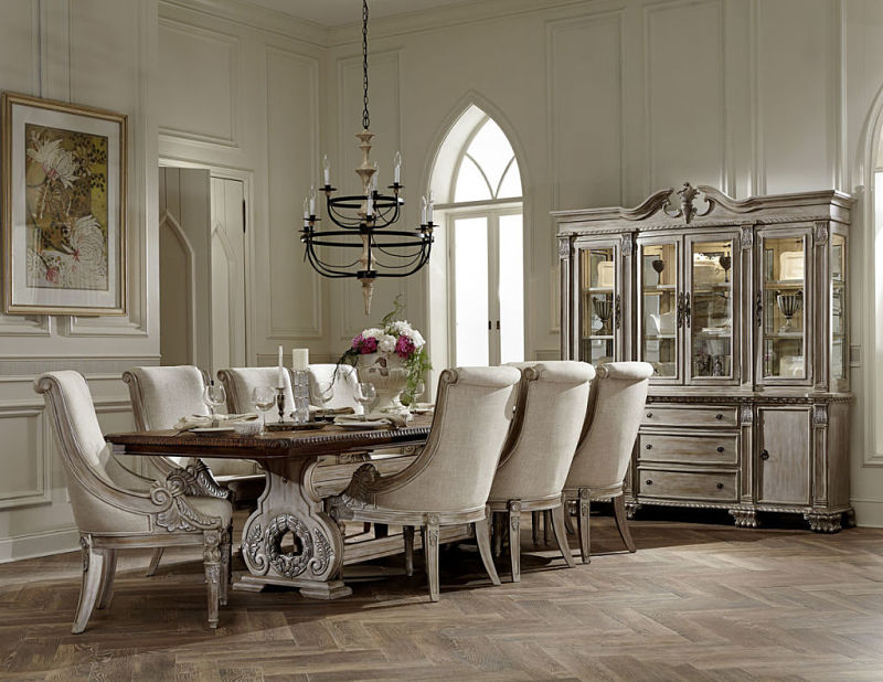formal dining room set orleans formal dining room set in whitewashed ... GIFZXXX