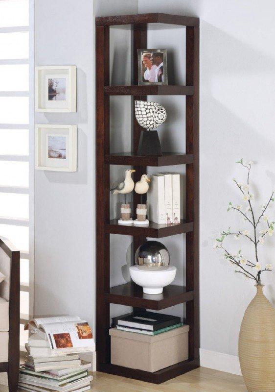 Modern Corner Shelf