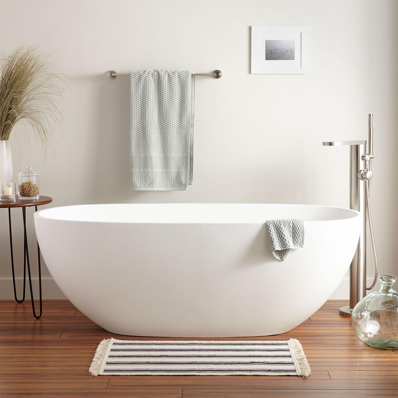 freestanding bathtub 65 HWAHNKU
