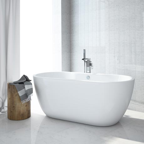 freestanding bathtub verona freestanding modern bathtub ZJBUBHV