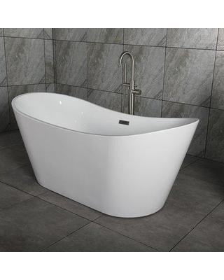 freestanding bathtub Woodbridge 59 FOMXPME
