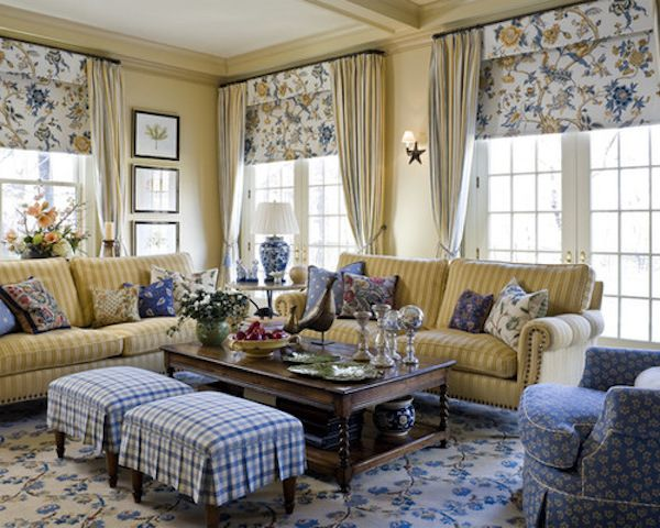 20 Impressive French Country Living Room Design Ideas  Inner space.