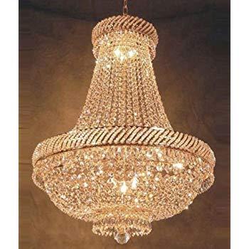 French Empire crystal chandelier chandelier lighting h26 IPVUGDG