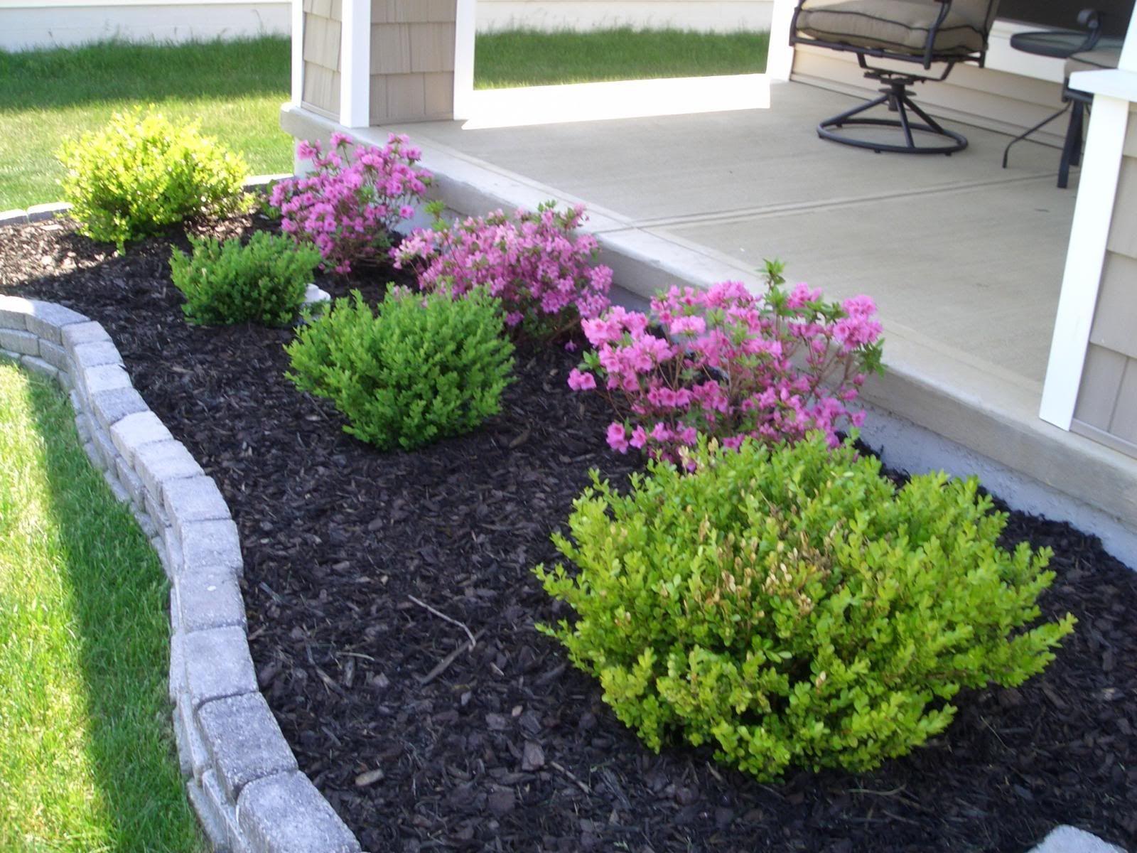 Full Size Garden Ideas: DIY Landscape Ideas For Backyard Designs Family QJRKBGO